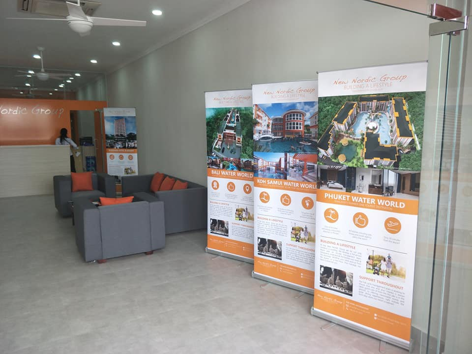 New Nordic Cambodia Sales office